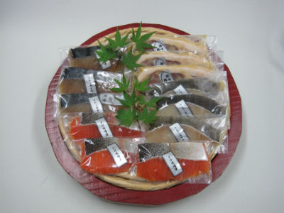 魚の味噌漬けs